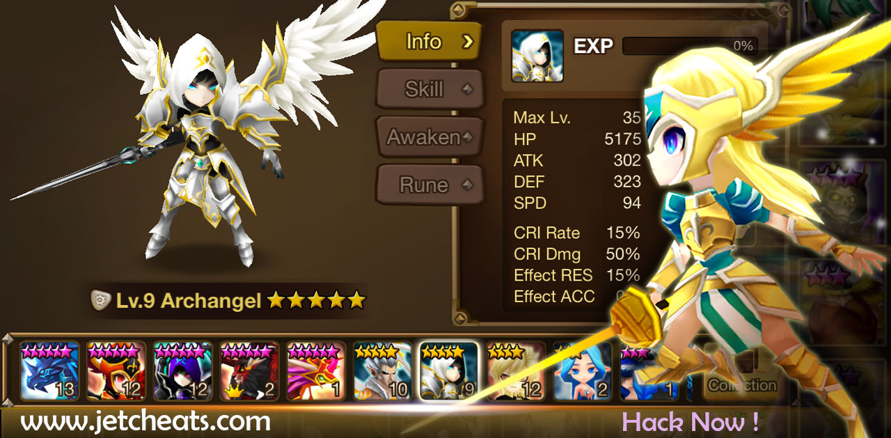 Summoners War Hack
