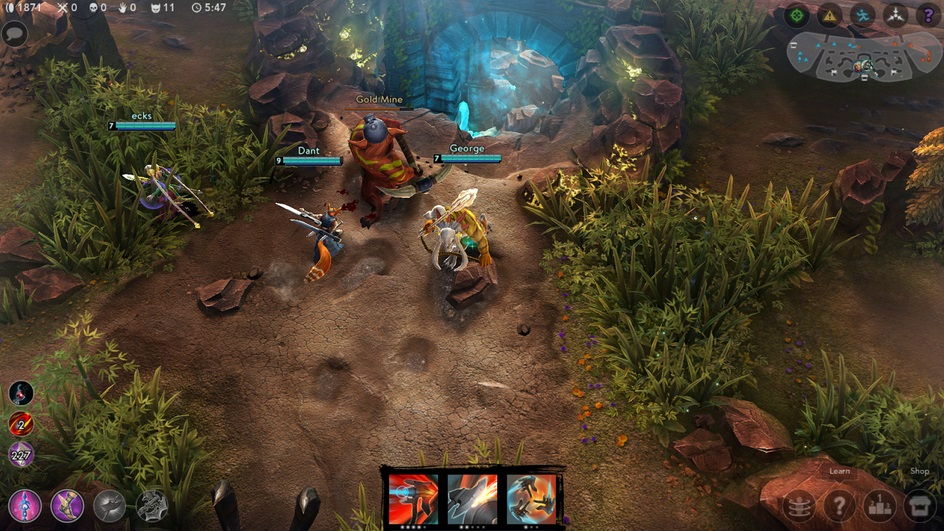 VainGlory Game