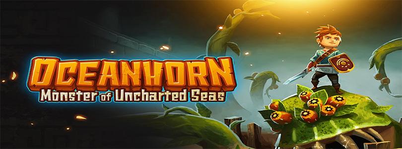 OceanHorn Footer