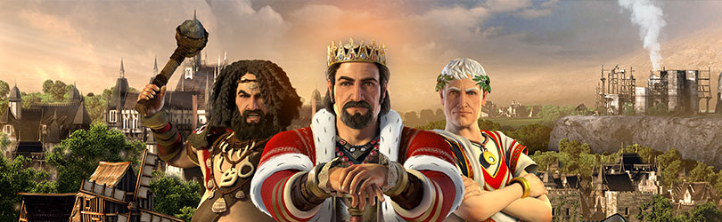 Forge of Empires Header