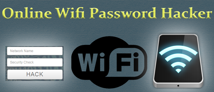 Online Wifi Password Hacker Try Now