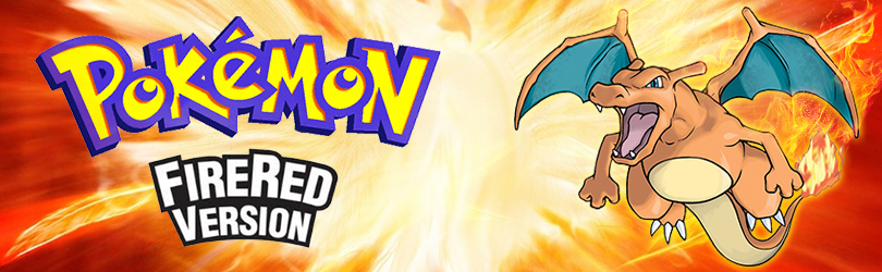 Pokemon Fire Red Cheat Header