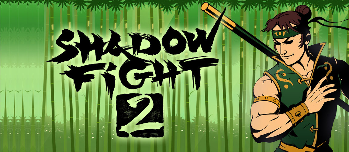 Shadow Fight 2 Header
