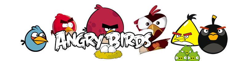 Angry Birds 2 Footer