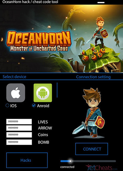 OceanHorn CHEAT